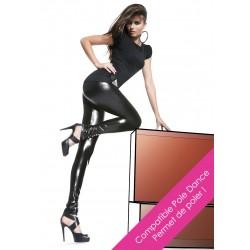 Legging Brillant Nikki Bas Bleu