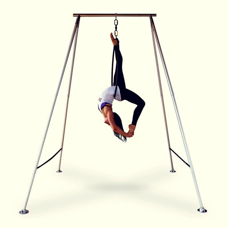 Portique Cerceau / Tissu Xpole A-Frame - Poledanceshopping.Com