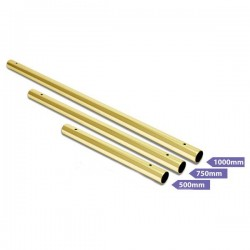Extension Barre Xpole Brass 500mm, 750mm ou 1000mm (Depuis 2014)