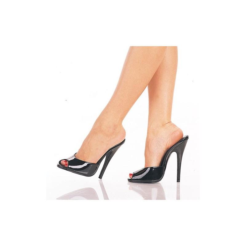 chaussure mule talon