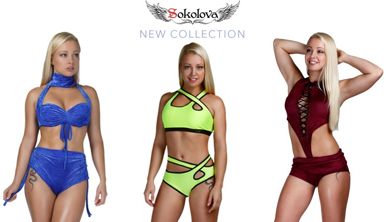 Nouveautés Anastasia Sokolova Brand