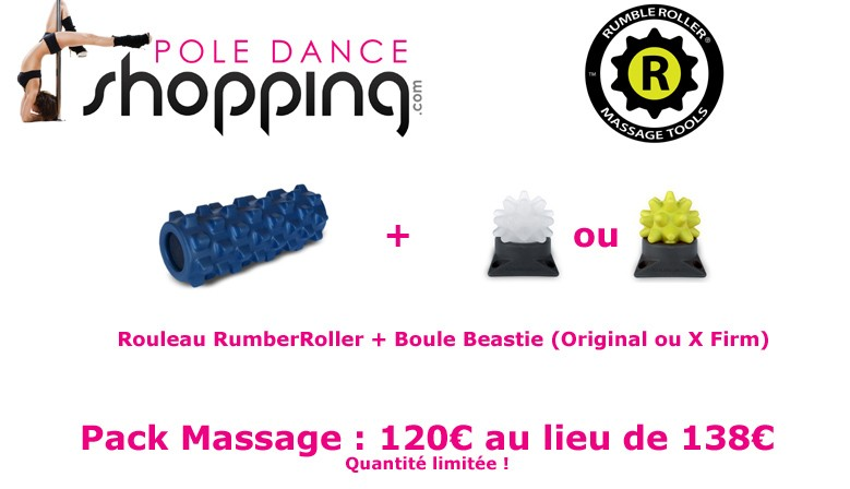 Pack massage Rumble Roller