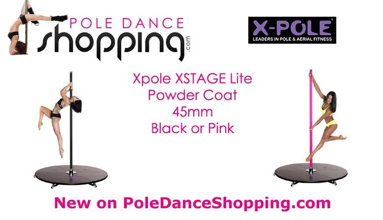 Xpole Xstage Lite POWDER COAT