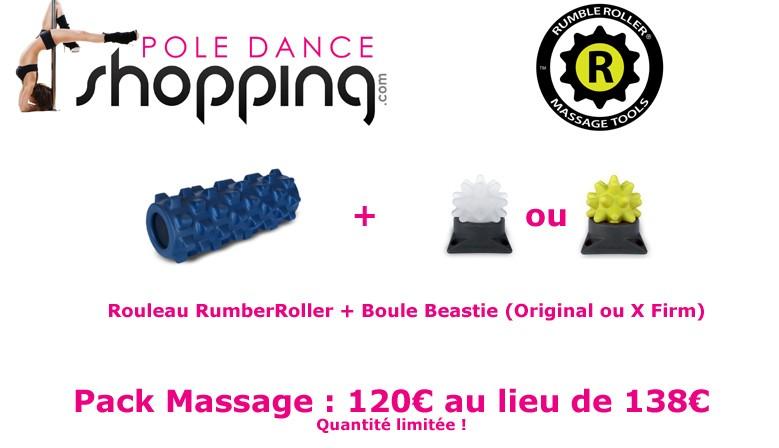 Pack massage Rumble Roller