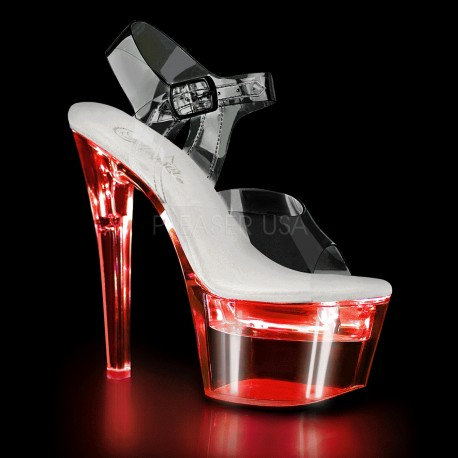 High Platforms Sandals Pleaser FLASHDANCE-708