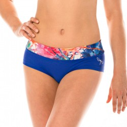 Short Hot Pants Aquarelle Bleu Dragon Fly