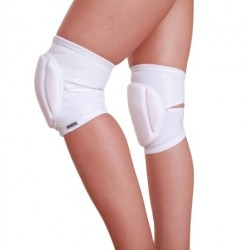 Knee Protectors Total White Grip Queen Accessories