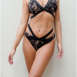 Short Anita Luna Polewear Negro