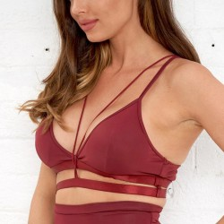 Top Bella Luna Polewear Wine