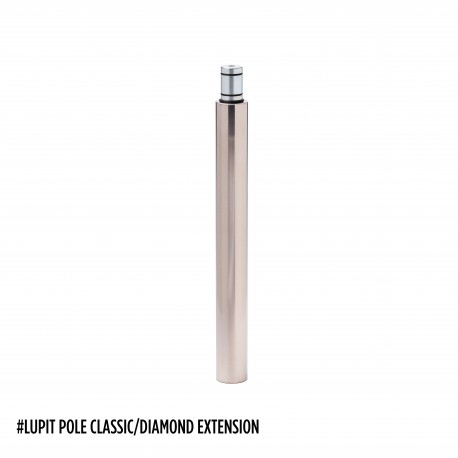 Extension Barre Lupit Pole Chrome 42mm