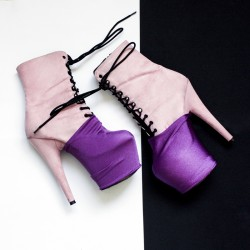 Protection chaussures Violet