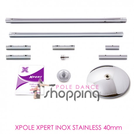 Xpole Xpert Inox Stainless 40mm