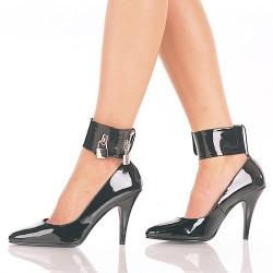 High Heels Pumps Pleaser VANITY-434 Black patent