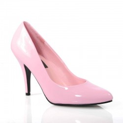 High Heels Pumps Pleaser VANITY-420 Pink patent