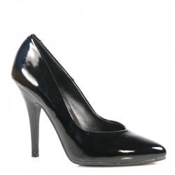 Zapatos Tacones Altos Pleaser SEDUCE-420 Negro Barniz