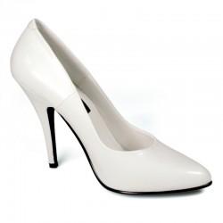 Zapatos Tacones Altos Pleaser SEDUCE-420 Blanco mate