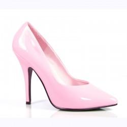 Alto Scarpe Pleaser SEDUCE-420 Rosa vernice