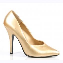 High Heels Pumps Pleaser SEDUCE-420 Gold