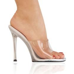 Heels Sandals Fabulicious GALA-01 Clear