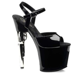 High Platforms Sandals Pleaser BONDGIRL-709