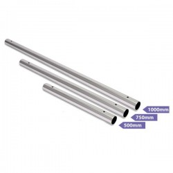 Extension Barre Xpole INOX STAINLESS 500mm, 750mm ou 1000mm (Depuis 2014)