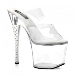 Plateau Alto Mules Pleaser DIAMOND-702