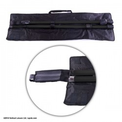 Kit barre XSTAGE POWDER COAT Noir pour XSTAGE/XSTAGE Lite