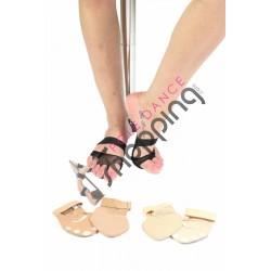 Trixie Toes salva piedi per danza No Tack