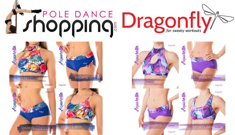 DragonFly Aquarelle