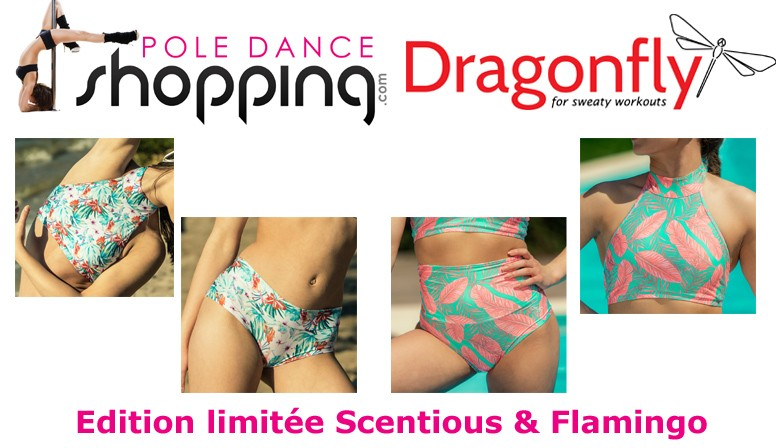 Scentious & Flamingo DragonFly