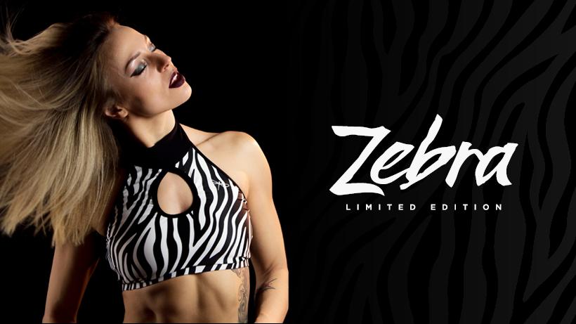 DragonFly Zebra Edition limitée